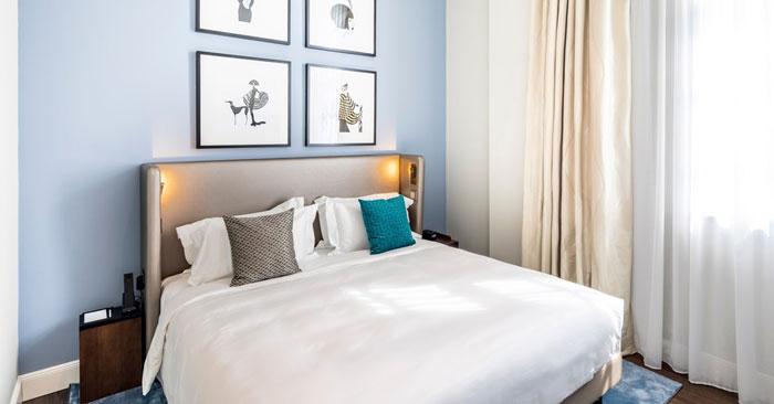Fraser Suites Hamburg Zimmer