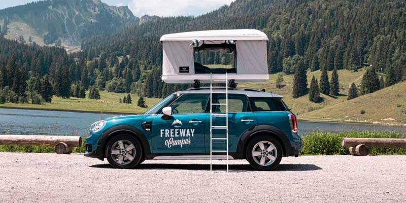 Freeway Camper Mini Countryman