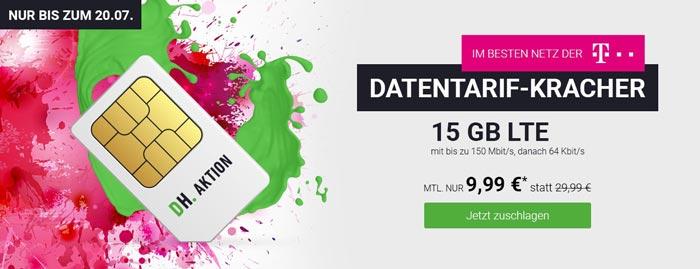 mobilcom-debitel green Data XL Datentarif