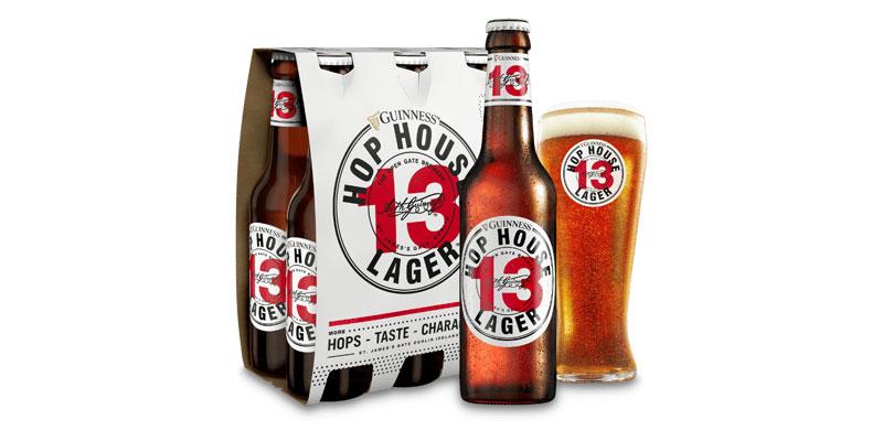 Guinness Hop House Lager 13