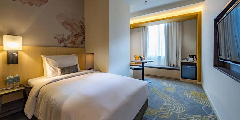 Zimmer Hilton Garden Inn Kuala Lumpur