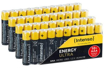 Intenso Energy Ultra Batterien