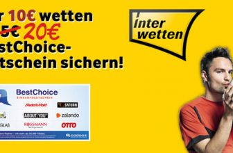 Interwetten Bonus-Deal