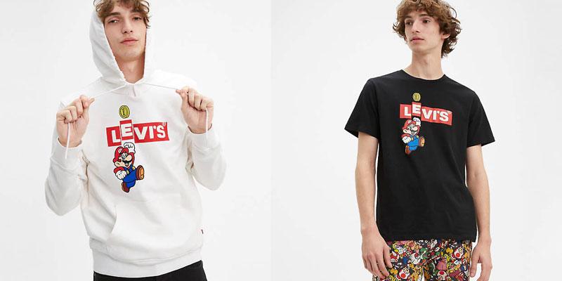 Levi's X Super Mario Kollektion