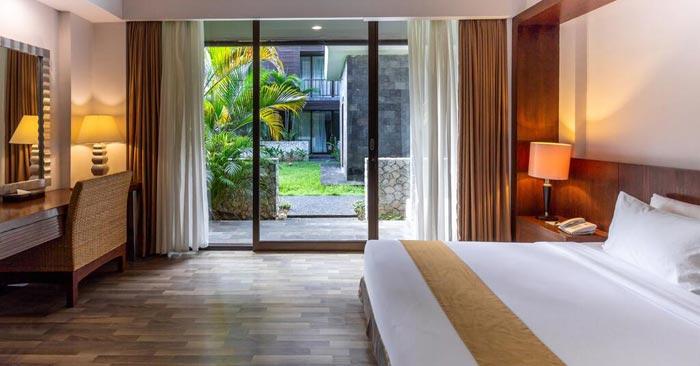 Le Grand Uluwatu Hotel Zimmer