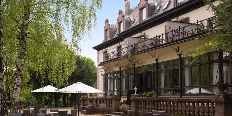 Hotel Domaine de Beaupré