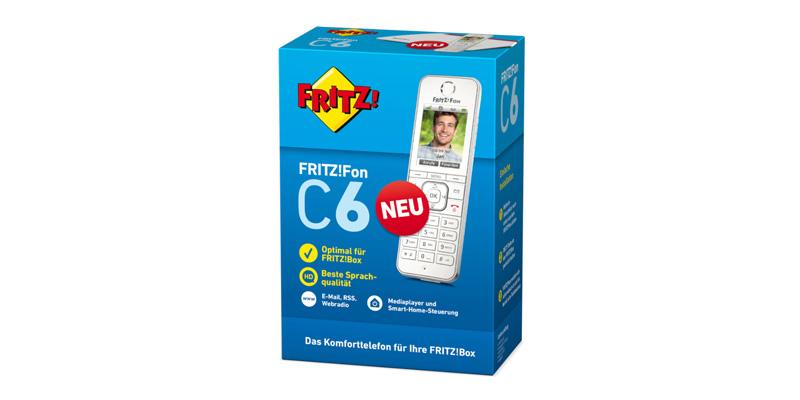 AVM FRITZ!Fon C6