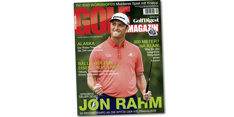 Golf Magazin Jahresabo