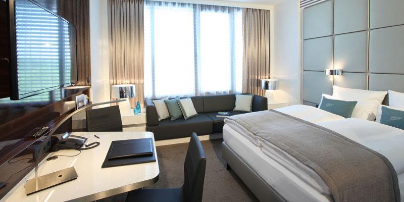 Lindner Hotel Zimmer