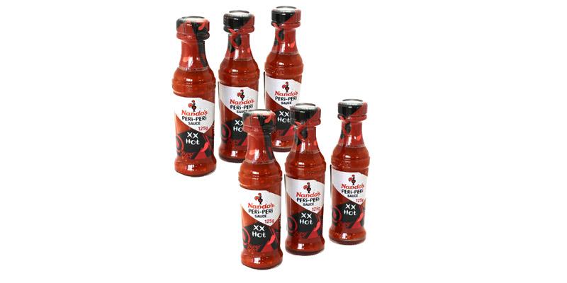Nando's Peri Peri Sauce XX Hot