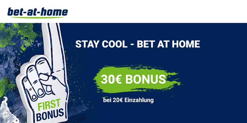 bet-at-home Bonus-Deal