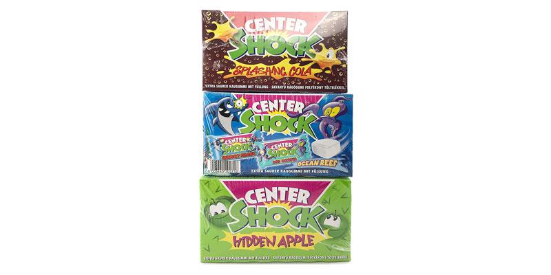 Center Shock Boxen