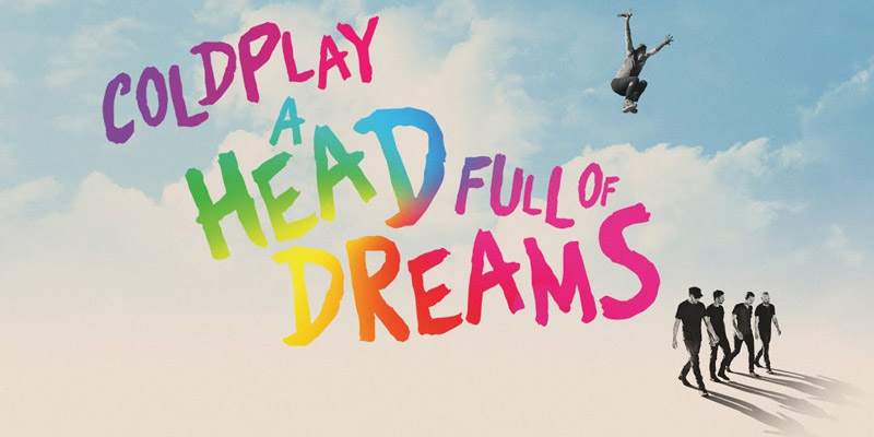 Film Colplay - A Head Full of Dreams