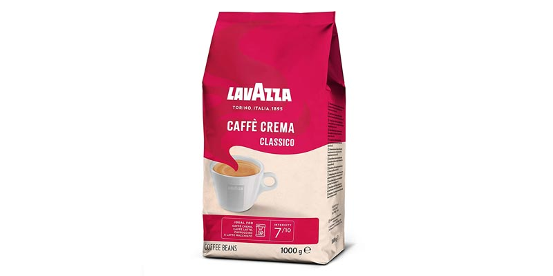 Lavazza Caffè Crema Classico Kaffeebohnen