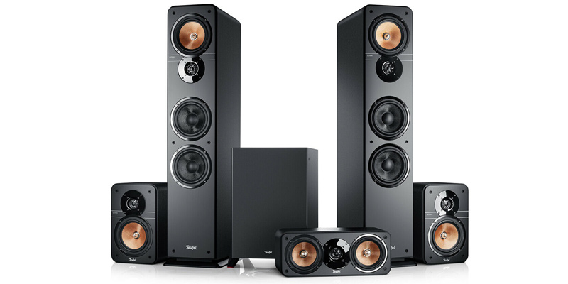 Teufel Ultima 40 5.1 Surround System