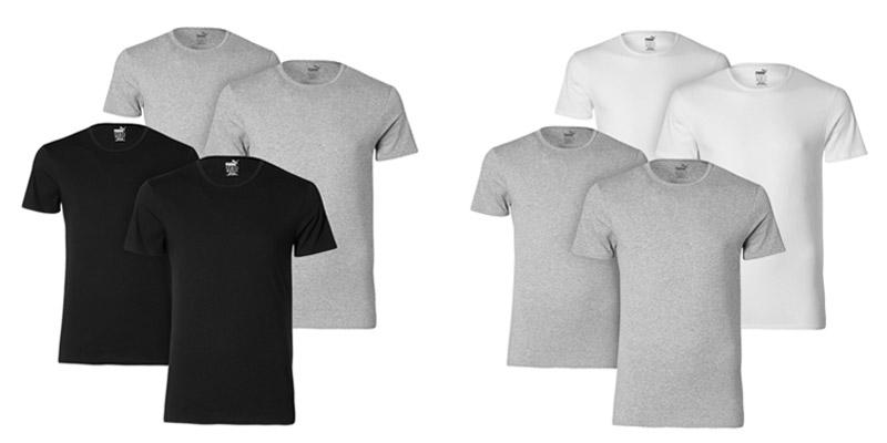 Puma Basic Herren T-Shirts