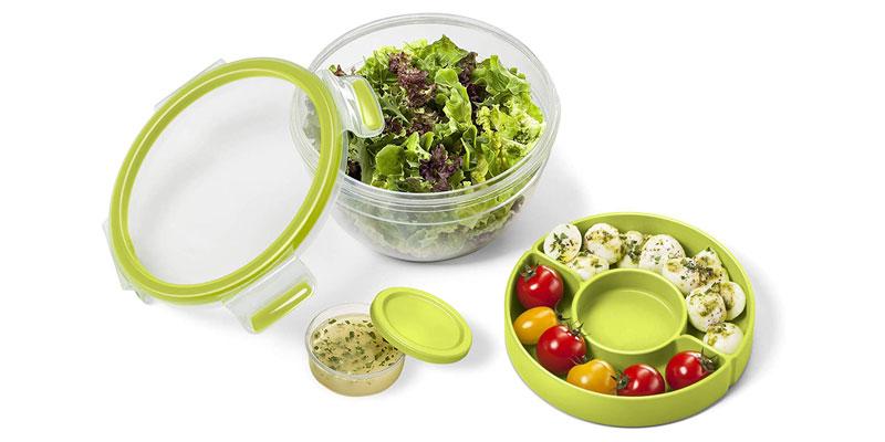 Emsa Salatbox Clip & Go