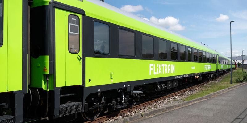FlixTrain Bahnticket Hamburg - Bremen