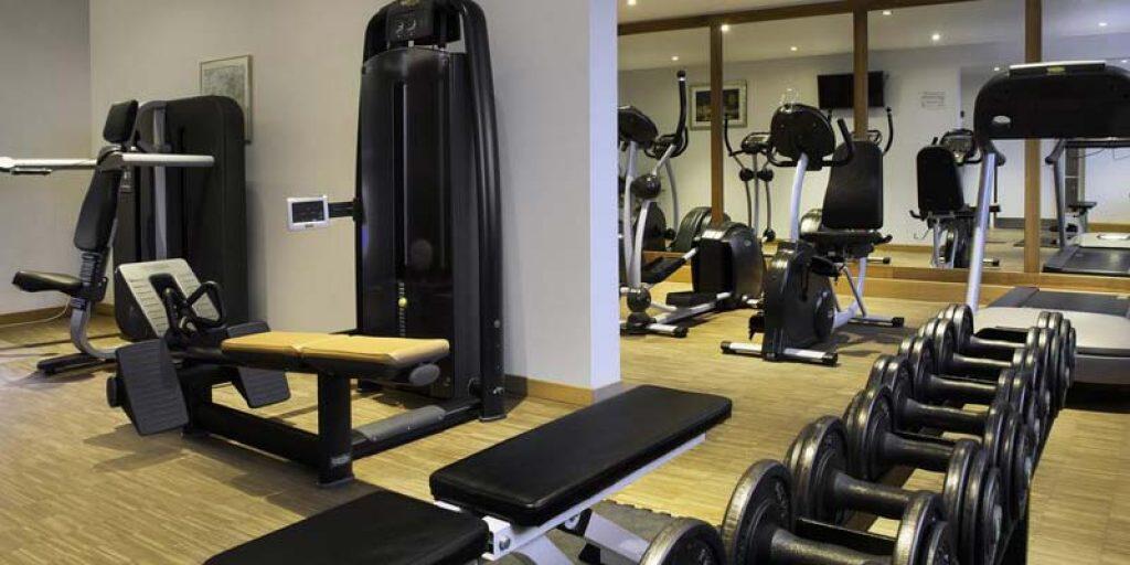 Holiday Inn Fitnessstudio