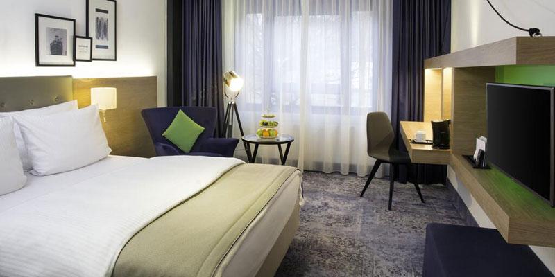 Holiday Inn Wohnen auf Zeit