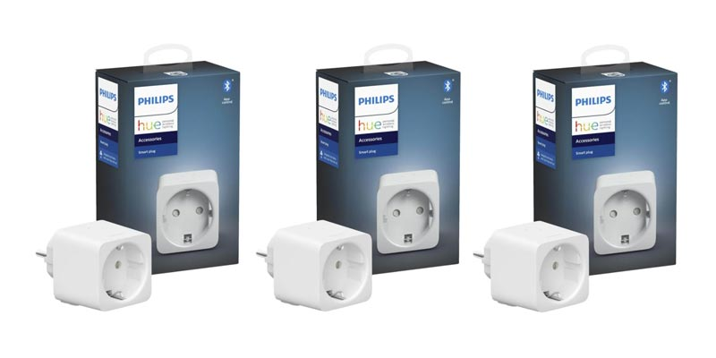 Philips Hue Smart Plug Steckdose