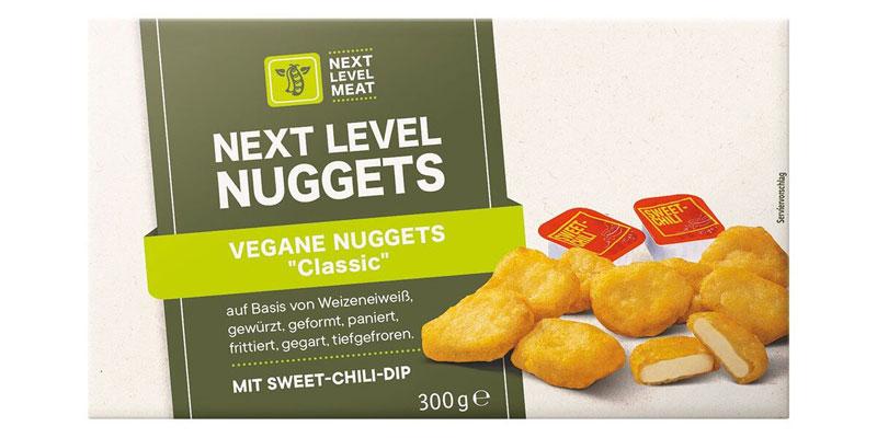Next Level Vegan Nuggets