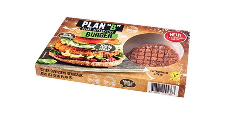 """Plan """"B"""" Burger"""