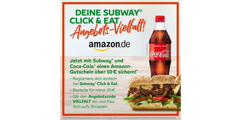 Subway Click & Eat