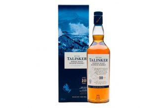 Talisker 10 Jahre Single Malt Scotch Whisky