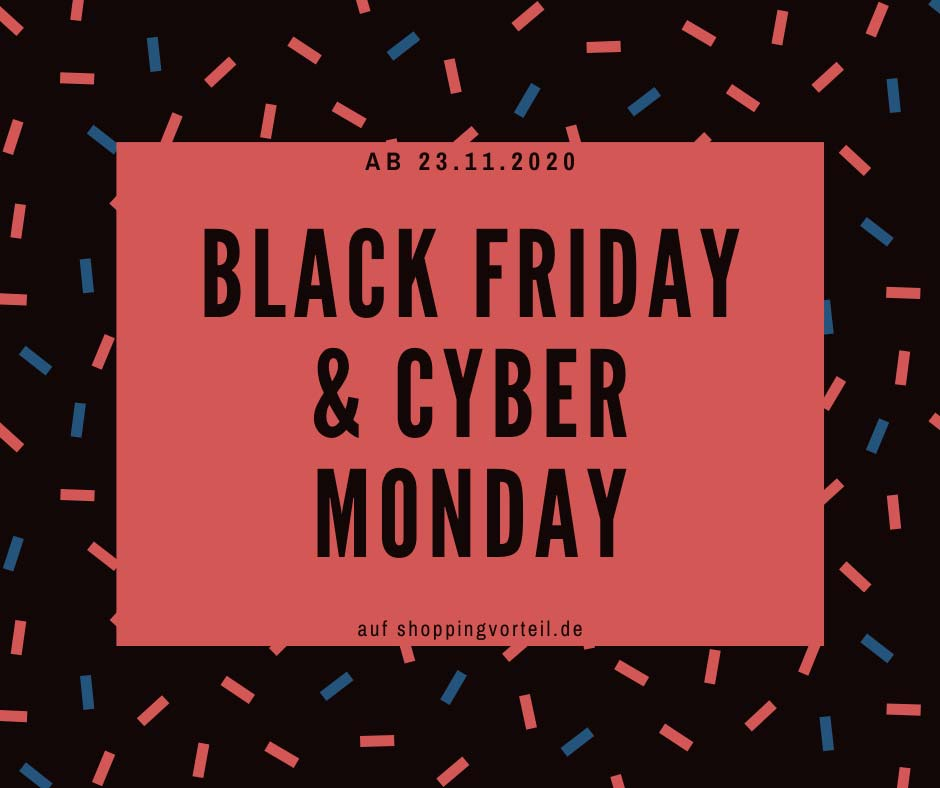 Black Friday Shoppingvorteil