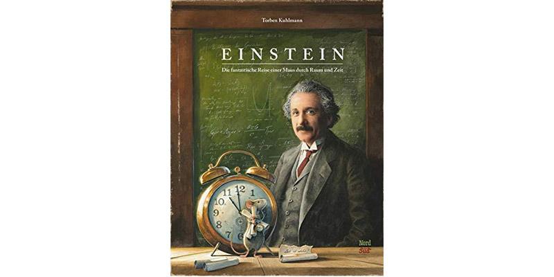 """Hörspiel """"Einstein - Die fantastische Reise einer Maus durch Raum und Zeit"""""""