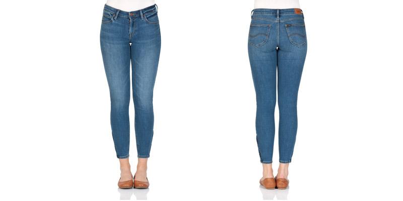 Lee Scarlett Damen Jeans
