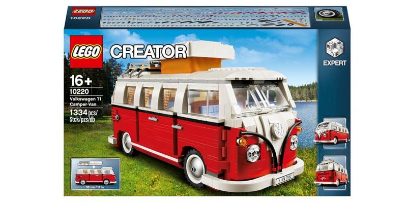 LEGO Creator Volkswagen T1