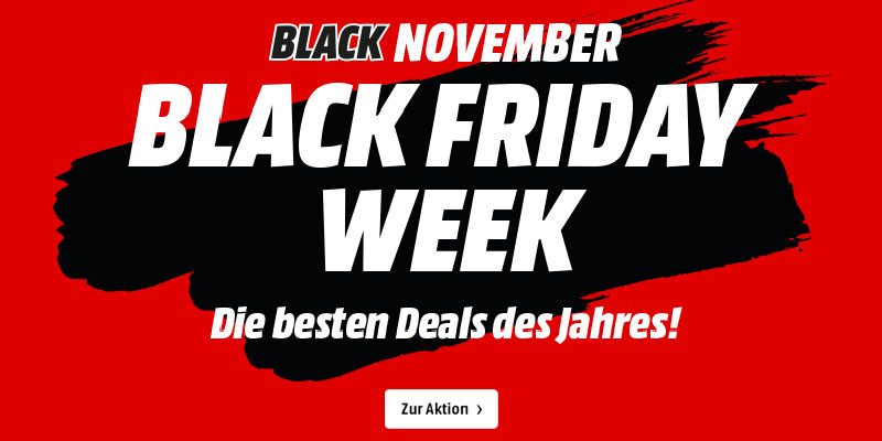 Media Markt Black Friday Week