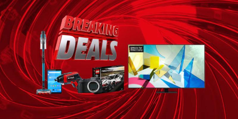 Media Markt Breaking Deals