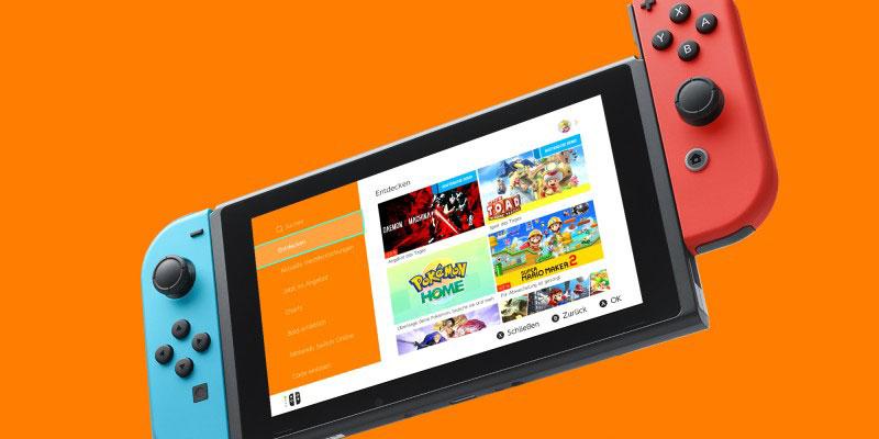 Nintendo eShop Gutschein