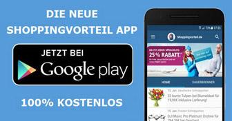 Shoppingvorteil Schnäppchen App