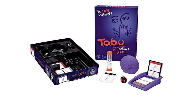 Tabu Partyspiel