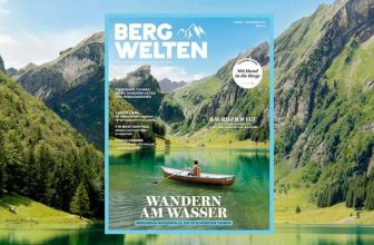 Zeitschrift Bergwelten