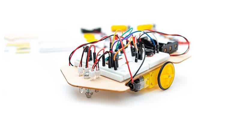 Geolino Roboter Bausatz