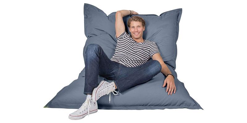 Lumaland Luxury Sitzsack XXL
