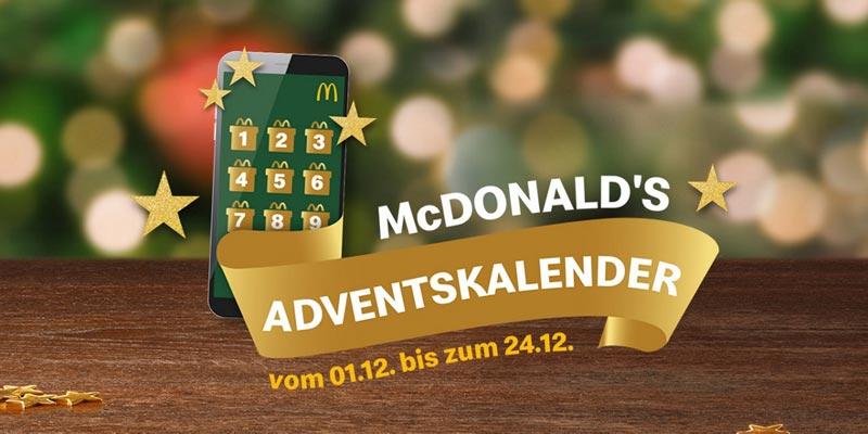 McDonald's Adventskalender