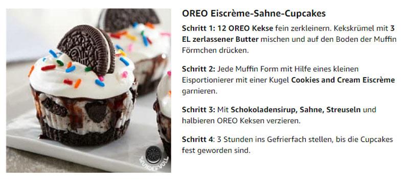 Oreo Rezept