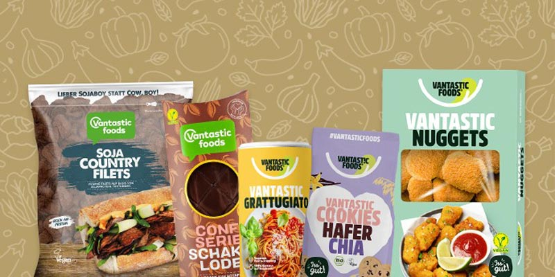 Vantastic Foods Gutschein