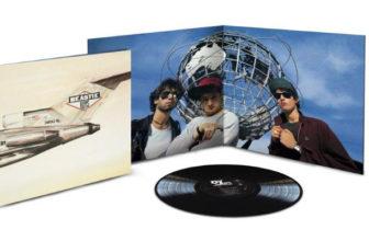Beastie Boys Schallplatte