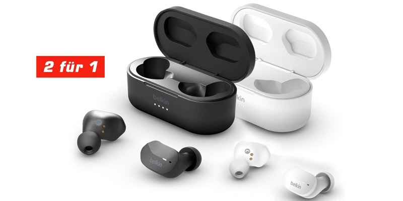 Belkin SoundForm Bluetooth Kopfhörer