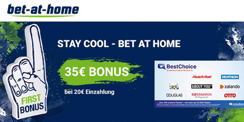 bet-at-home Bonus-Deal