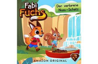 """Kinder-Hörbuch """"Fabi Fuchs"""""""