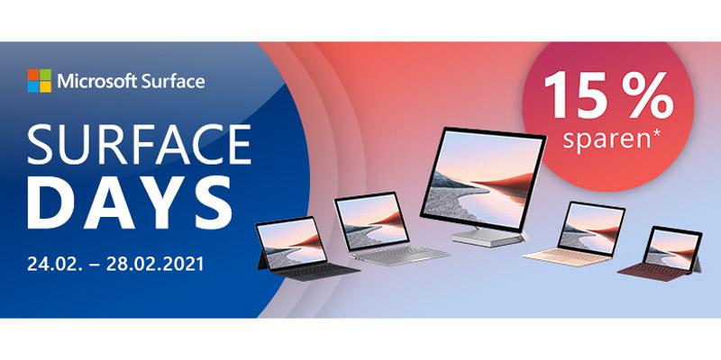 Microsoft Surface Days