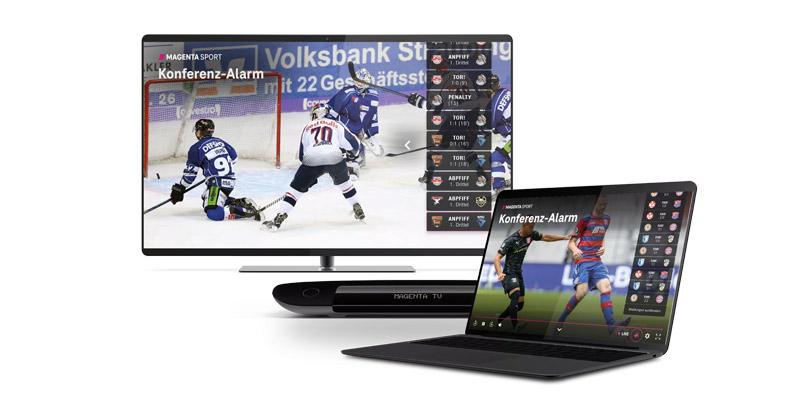 Telekom Magenta Sport Angebot